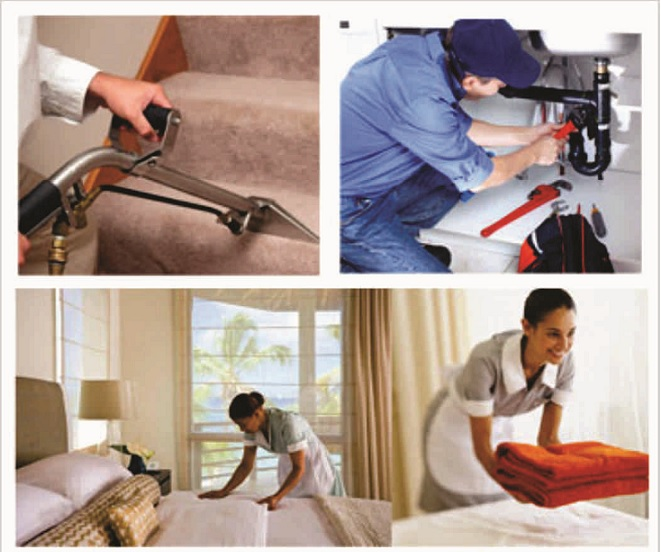 Service Provider of Housekeeping Services New Delhi Delhi